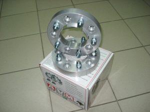 Проставки колесных дисков AVM