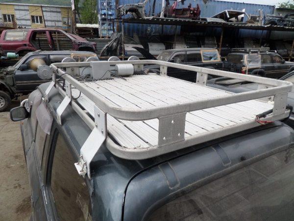 Купить багажник экспедиционный 4х4 внедорожника в Минске