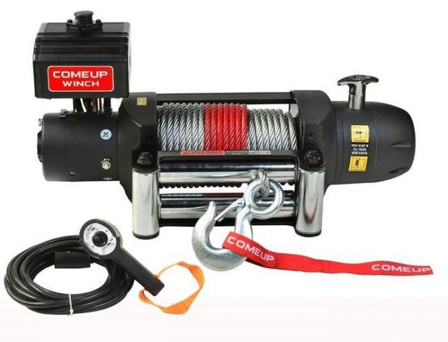 Лебедка электрическая автомобильная ComeUp Seal Gen2 12.5