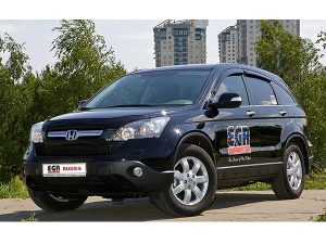 Дефлекторы EGR для Honda CR-V 2007-2012