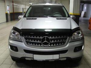 Дефлектор капота EGR для Mercedes ML