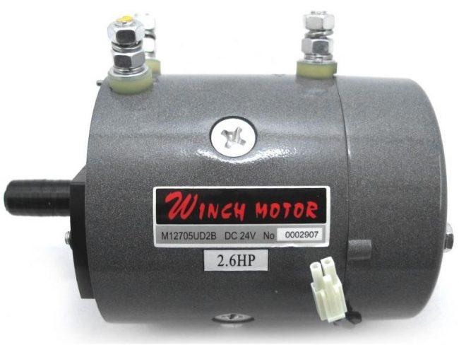 Мотор ComeUp 2,6 л.с. для лебедок