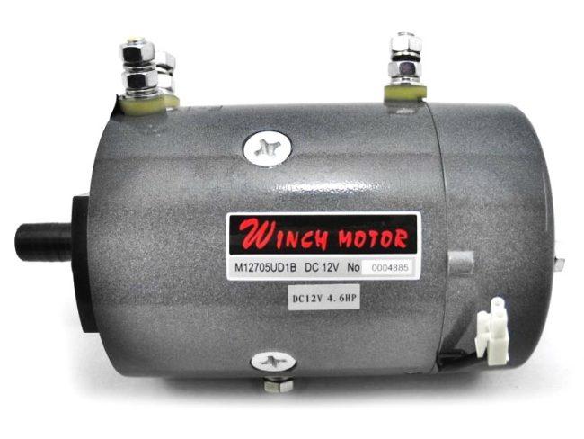 Мотор 4,6 л.с. для электрических лебедок ComeUp