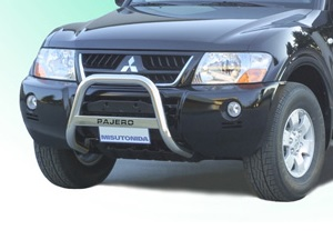 Дуга передняя для Mitsubishi Pajero / Montero 3