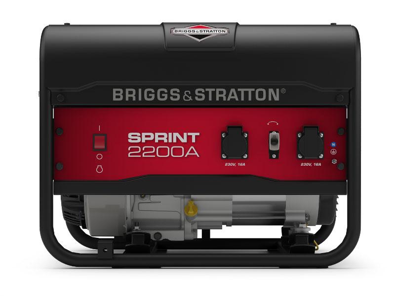 Купить бензогенератор Briggs&Stratton Sprint 2 кВт в Минске