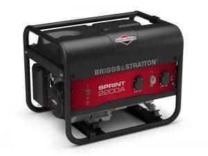 Купить бензогенератор Briggs&Stratton Sprint 2200A 2 кВ