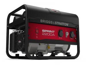 Купить бензогенератор Briggs&Stratton Sprint 2200A 2 кВт в Минске