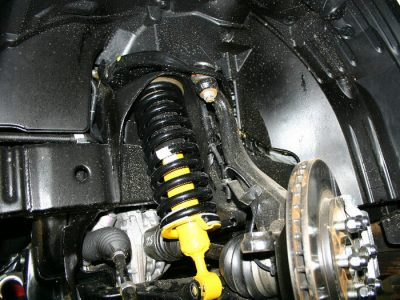 Амортизаторная стойка OME Nitrocharger