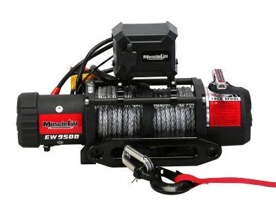 Лебедка T-max Musclelift EW-9500 синтетика