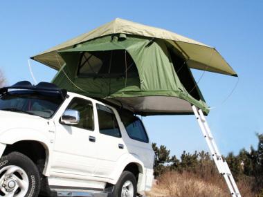 Палатка на крышу T-max