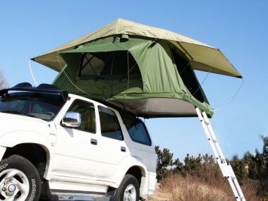 Палатка T-max на крышу автомобиля