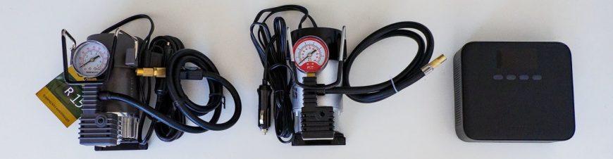 Тест автомобильных компрессоров Беркут, AVS, 70mai