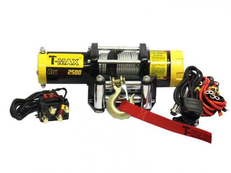 Лебедка T-max ATW-PRO 2500